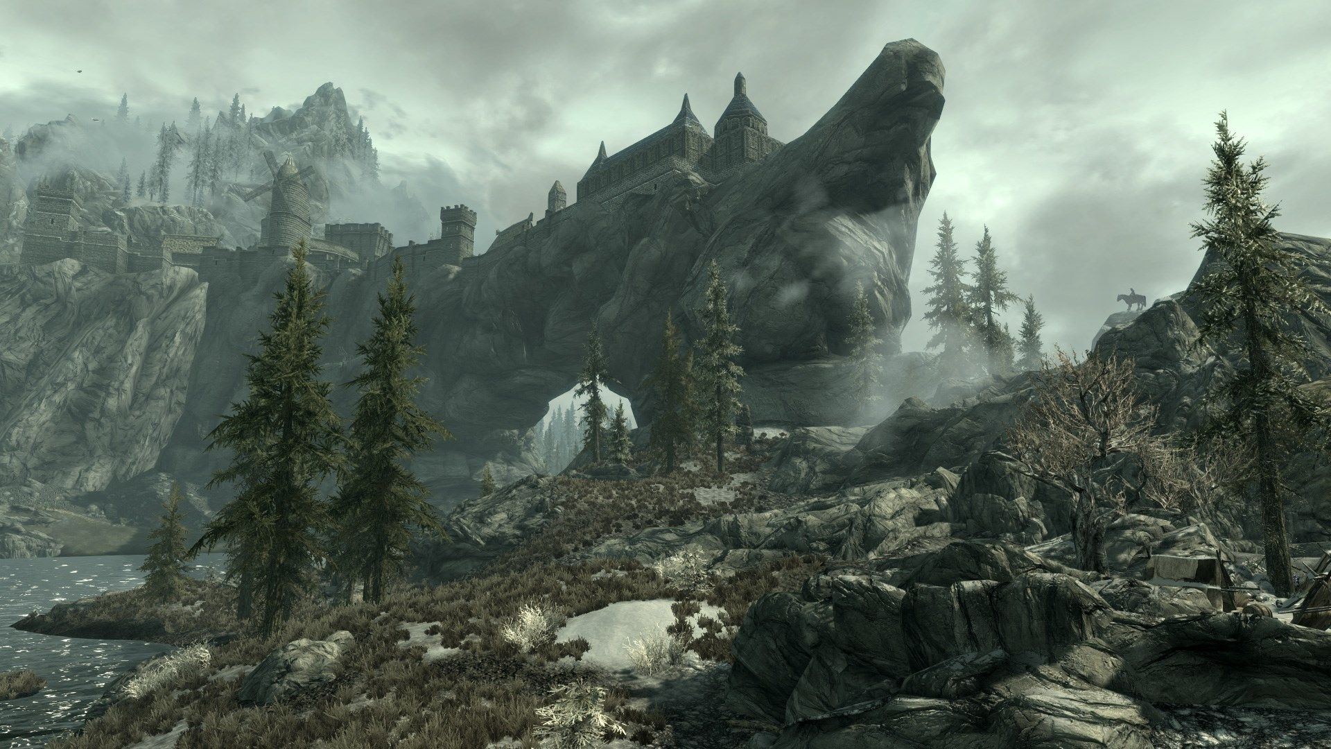The Elder Scrolls V Skyrim Wallpaper Collection 1920x1080