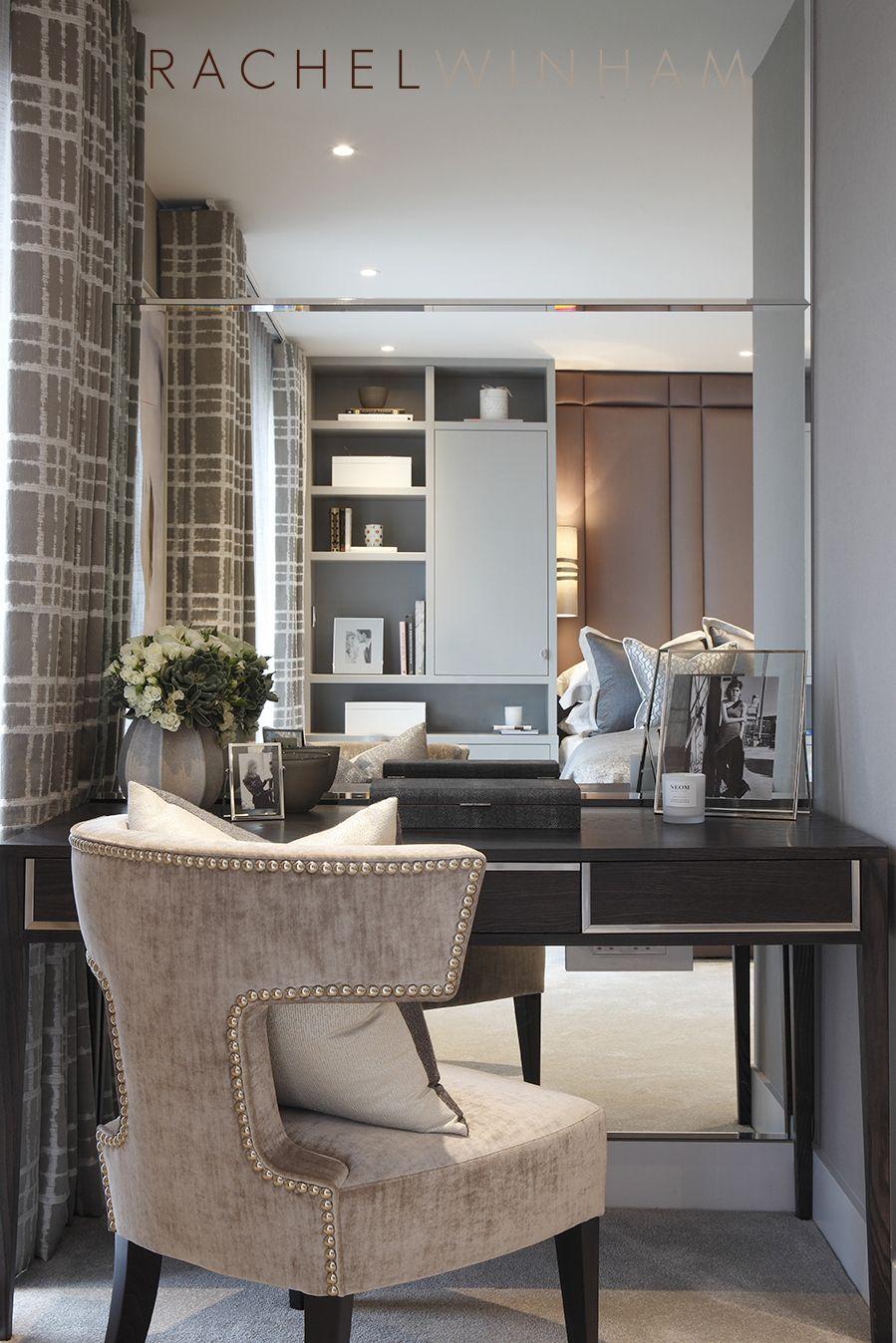 Master Bedroom // Dressing Table | Rachel Winham Interior ...