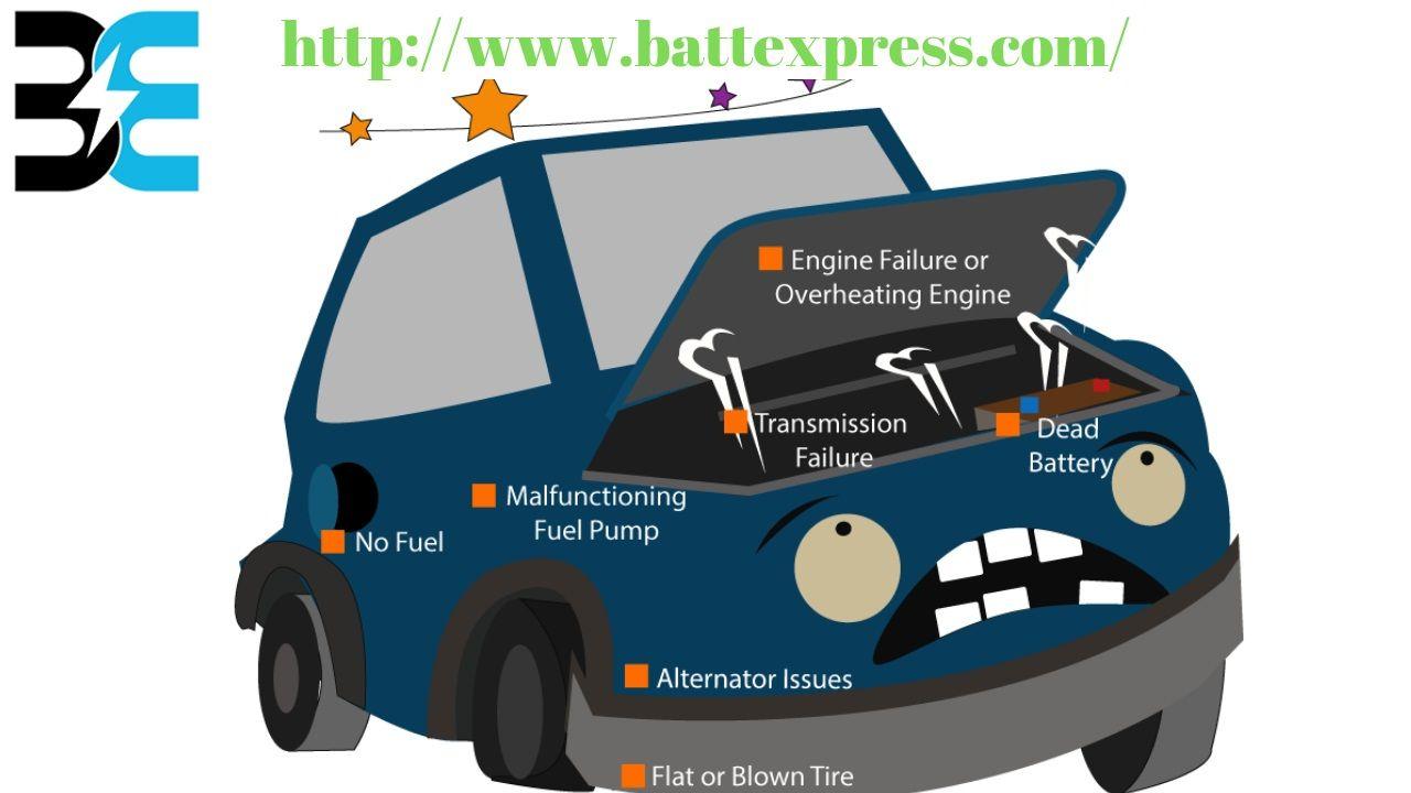 Jump Start, Change Car Battery, OnSite Battery