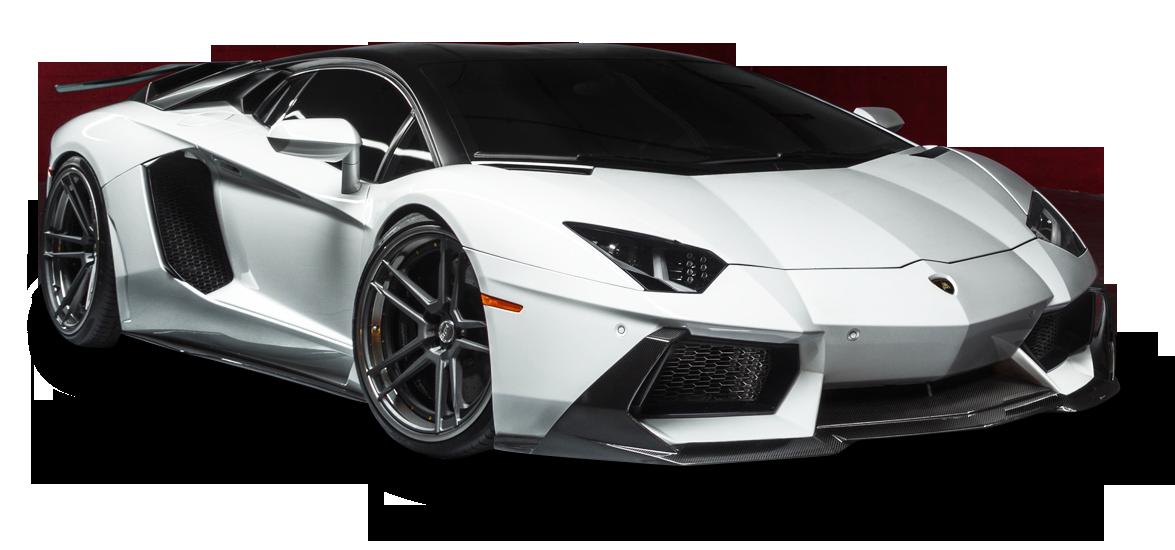 Lamborghini Aventador Lp White Car Png Image White Car Car Lamborghini Aventador