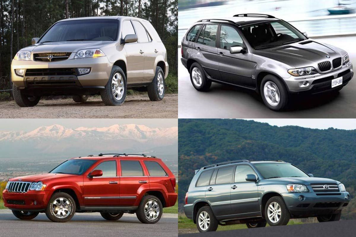 7 Good Used Midsize SUVs Under 5,000 for 2019 Mid size