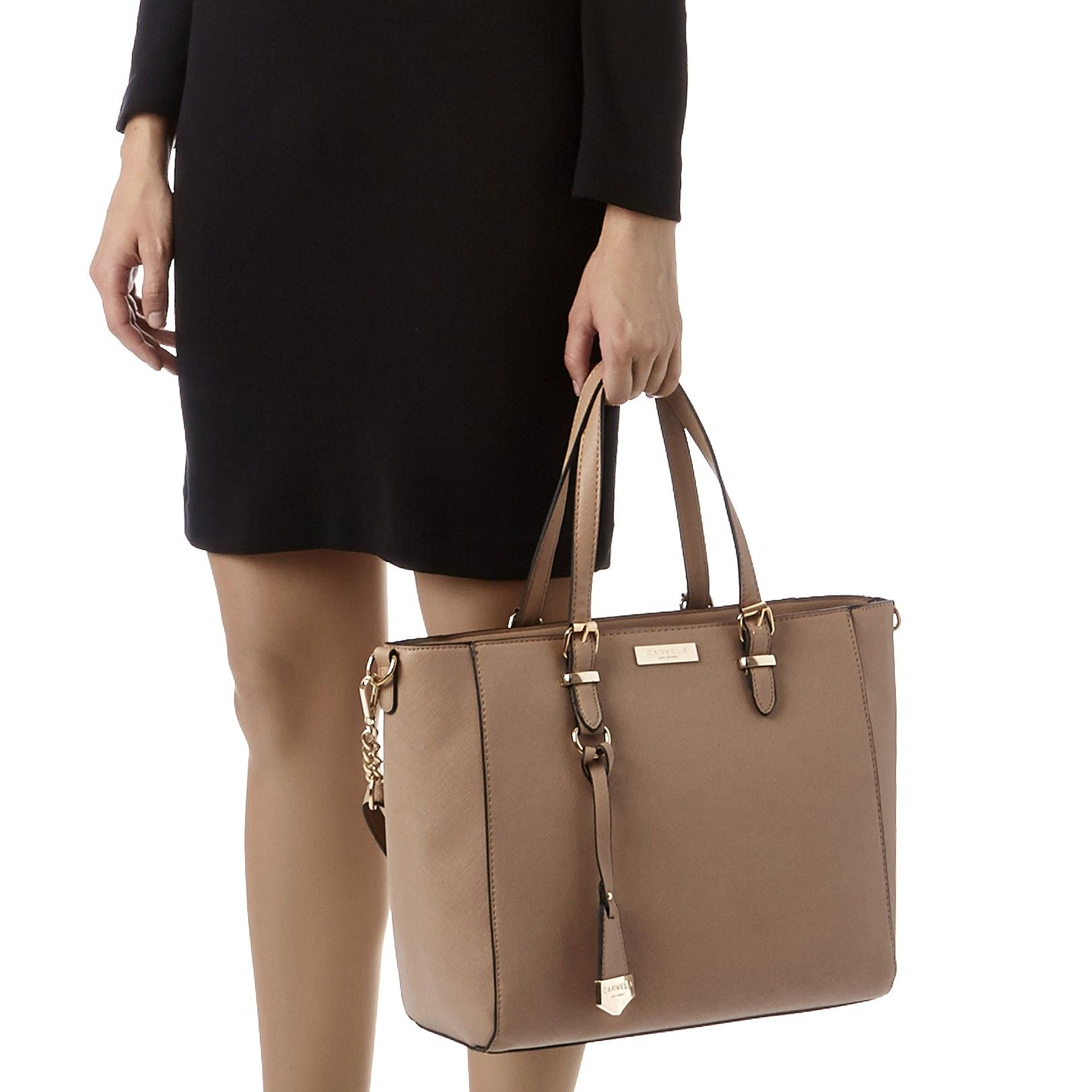 82785b939d dina winged tote nude tote bag from Carvela Kurt Geiger