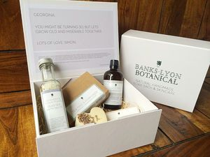 Create Your Own Personalised Gift Box - gifts for her