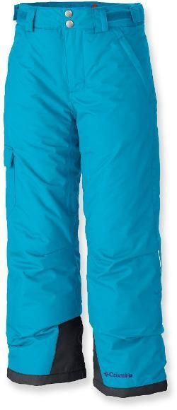 6fa1bd399 Columbia Bugaboo Snow Pants - Kids' | REI Co-op | Products | Snow ...