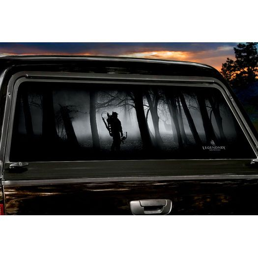 Gone Thinking Large Rear Truck Window Tint Best Car