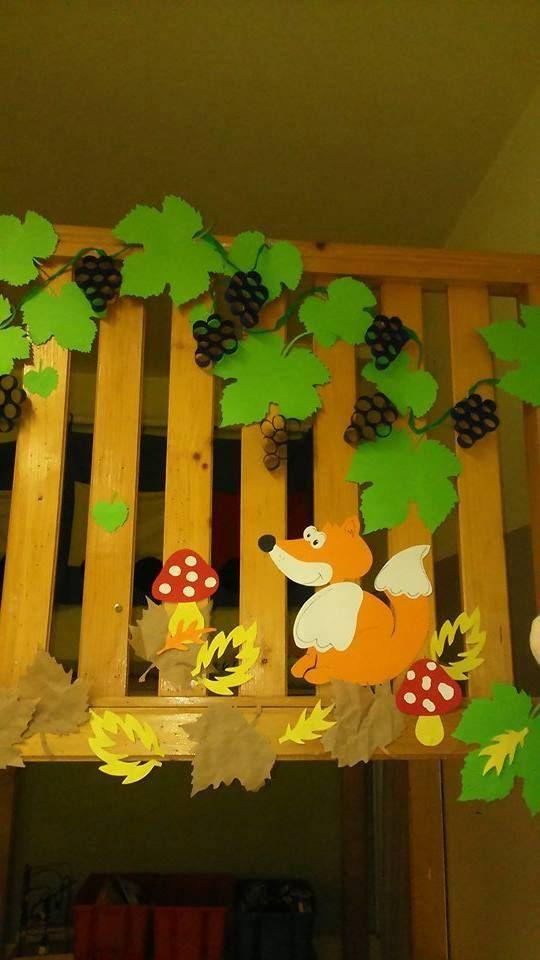 Herbstdeko basteln bastelideen herbst basteln herbst for Herbstdeko fensterbilder