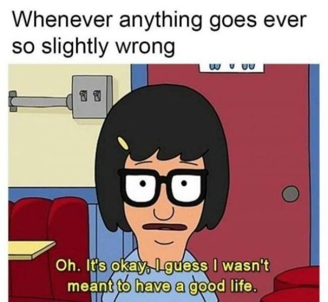28 Funny AF Bob's Burgers Memes Will Crack You Up