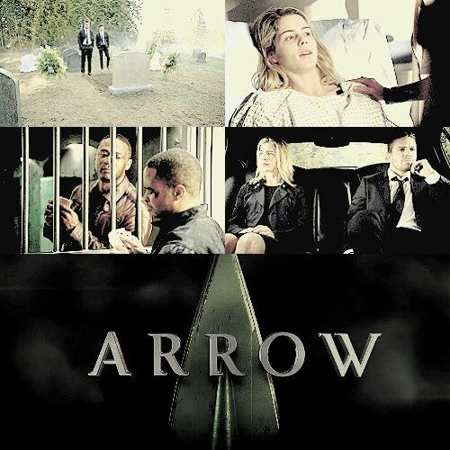#Arrow - Season 4 Episode 10