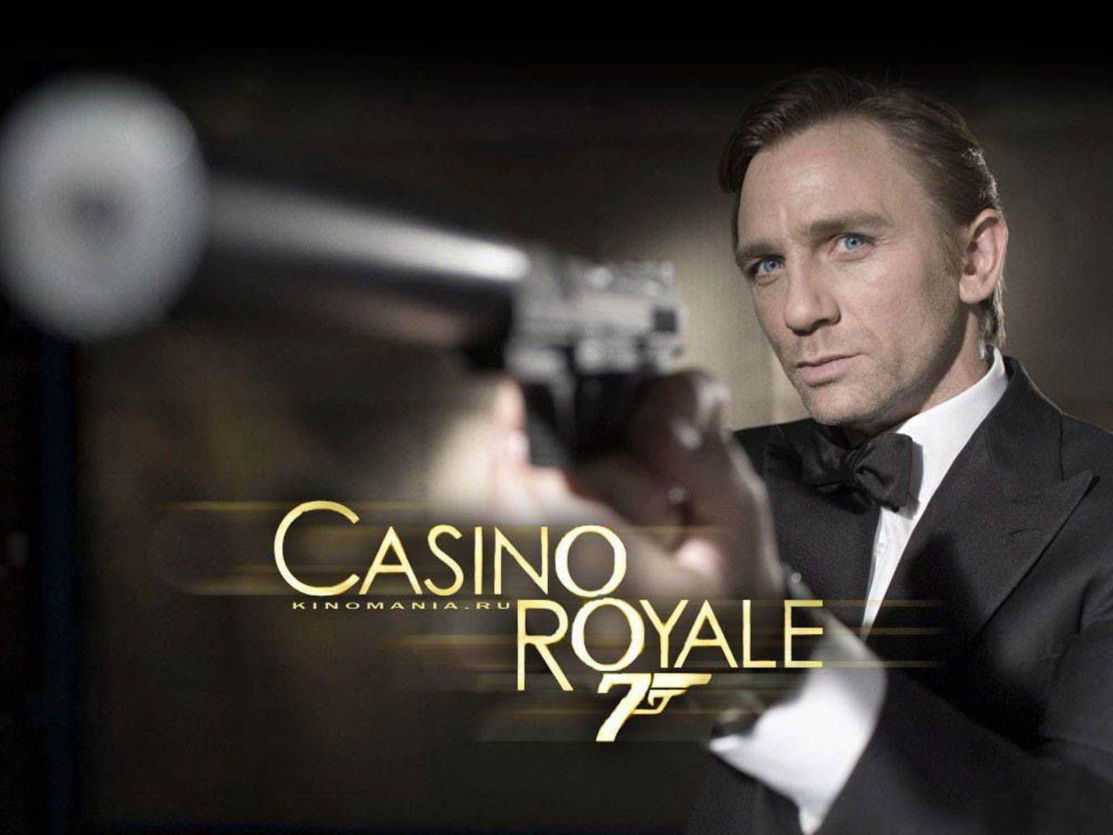 James Bond 007 Casino Royale James Bond Movies