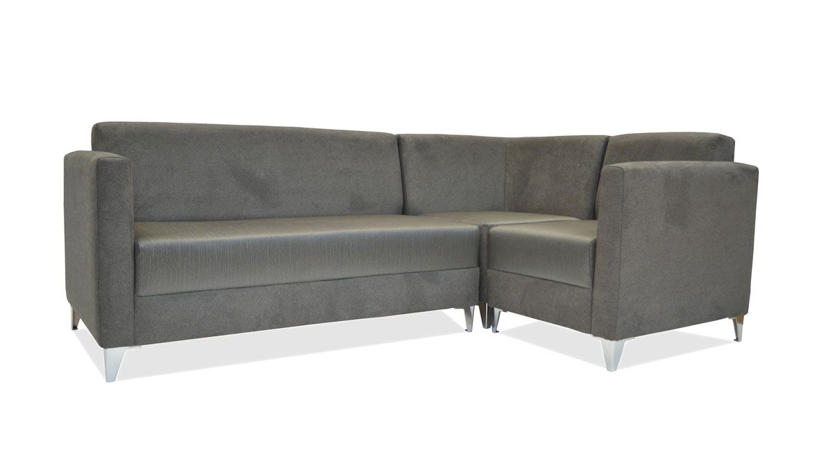 Oscar Corner Sofa Available With Wooden Or Metal Legs Available As Modular Units Ideal For Breakout Areas Upholstered In Fabr Corner Sofa Sofa Home Decor