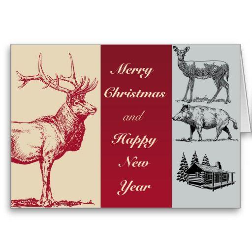 jagdliche weihnachtskarte karte special christmas shirts. Black Bedroom Furniture Sets. Home Design Ideas