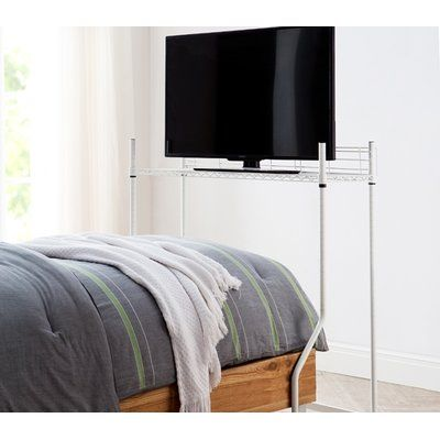 Byourbed 53 H X 44 W Mini Over The Bed Shelf Supreme