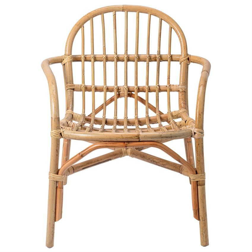 Buy Bloomingville Rattan Chair (Pack Of From National Furniture Supply At  Lowest Price And Great Service.