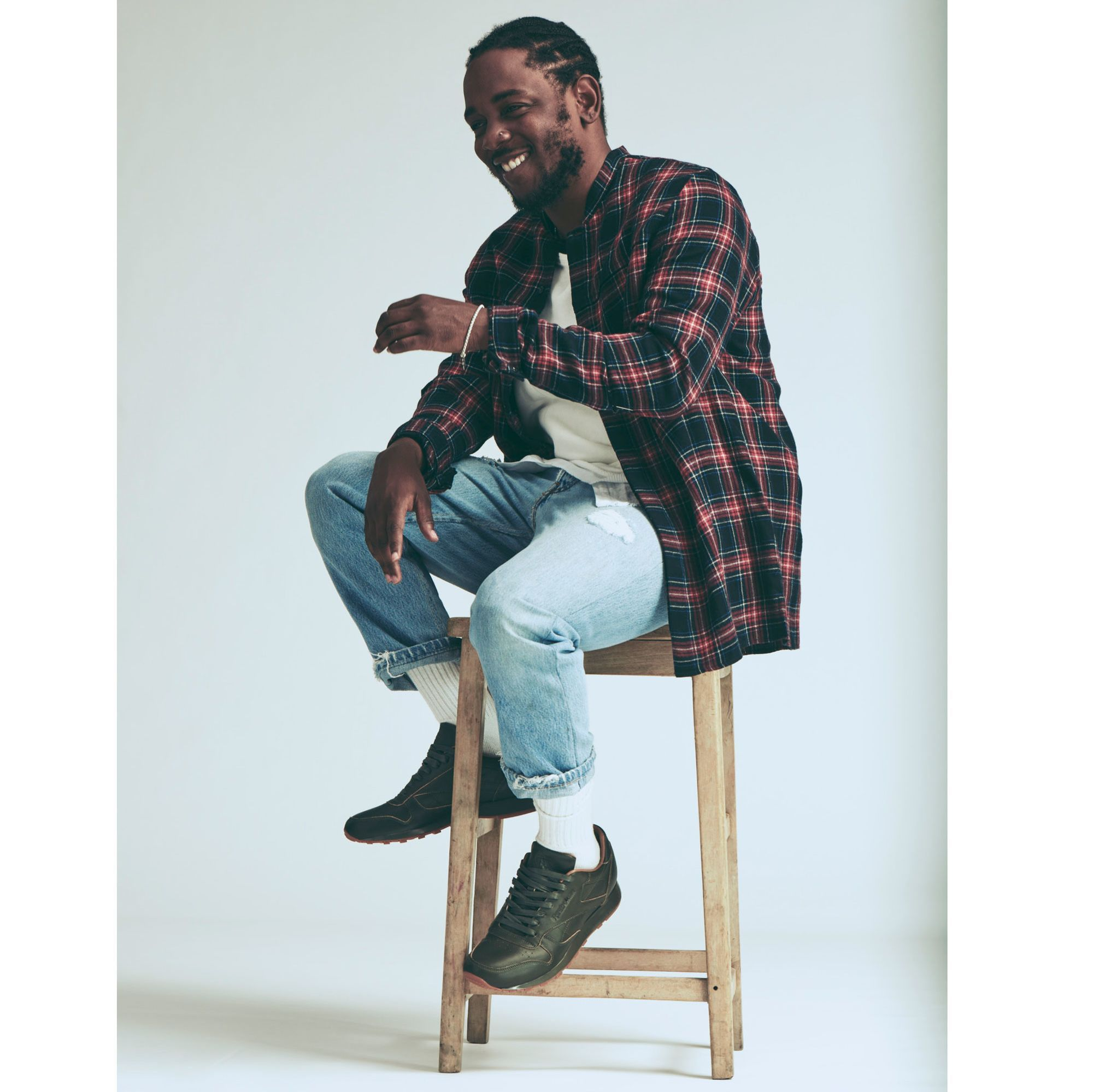 Reebok - Reebok Classic x Kendrick Lamar Classic Leather Lux  cce9e4bcc