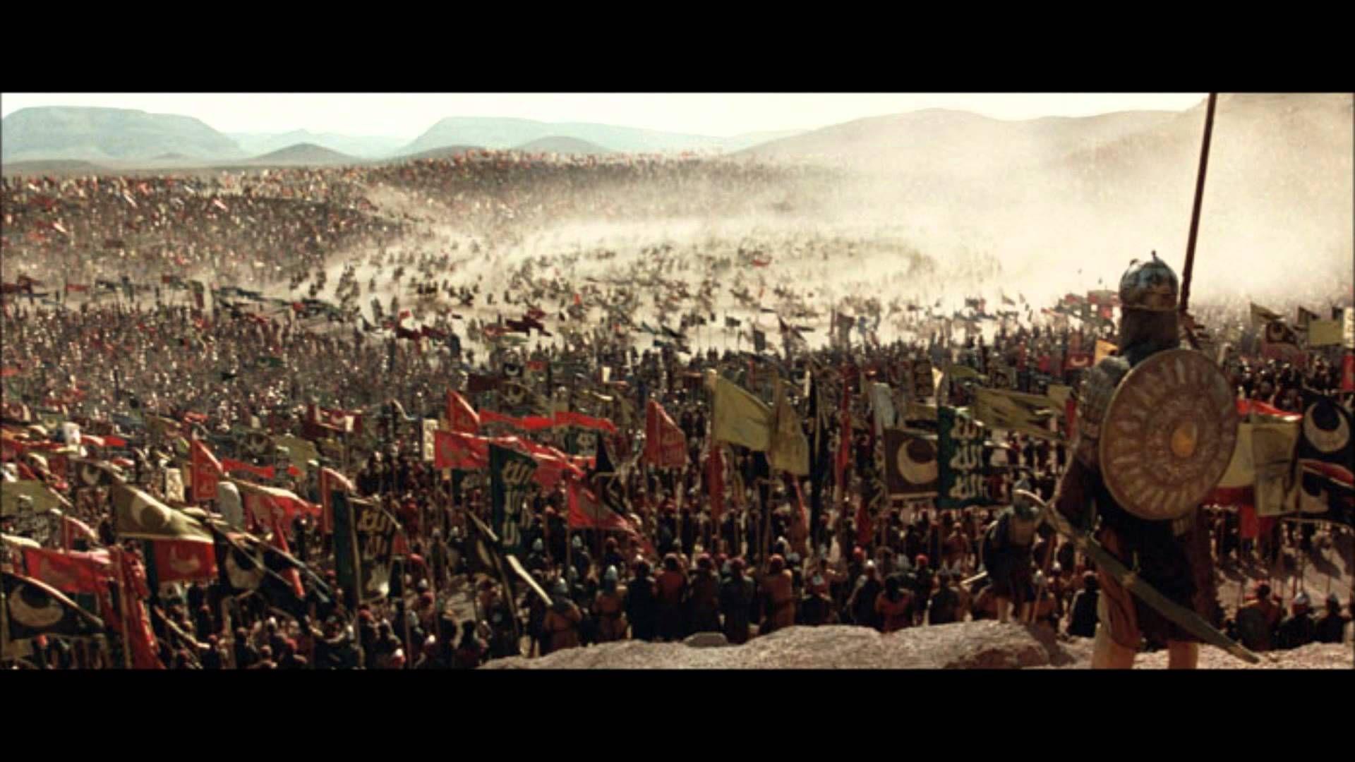 Salahuddin Al Ayubi┇The King of Jerusalem, Syria, Egypt!┇POWERFUL