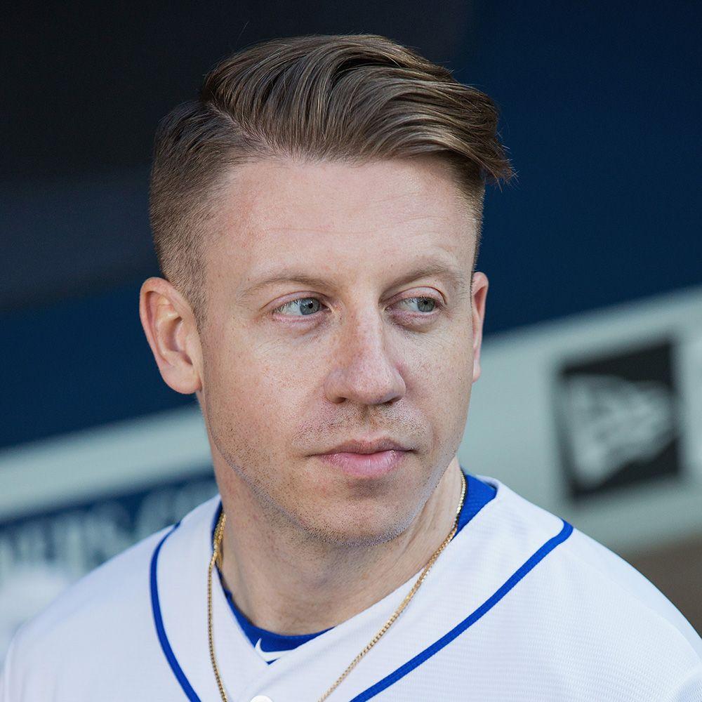 Macklemore Fade Haircut Haircuts In 2018 Pinterest Hair Cuts