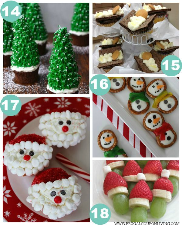 31 Days Of Holiday Food Crafts Of The Kids, Perfect Class Party Ideas  Including Christmas