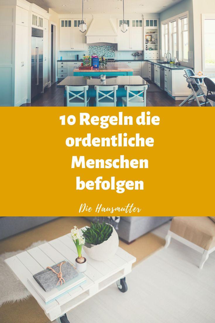 Photo of Die 10 besten Regel für ein sauberes Zuhause – Die Hausmutter
