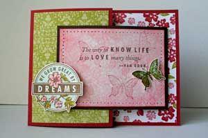 Joy Fold Card (Tutorial)