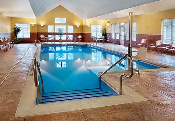 5 Beautiful Tropicana Indoor Pool Ideas Photo
