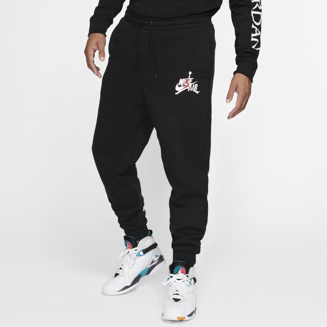 Jordan Jumpman Classics Fleecehose New Ideas Fleece Pants Mens Fleece Pants Black Pants
