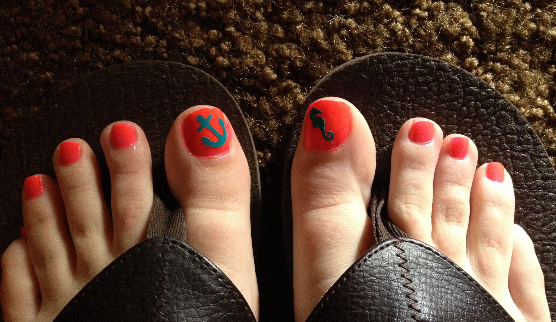 Cricut lifes a beach decals for toenails cricut nail