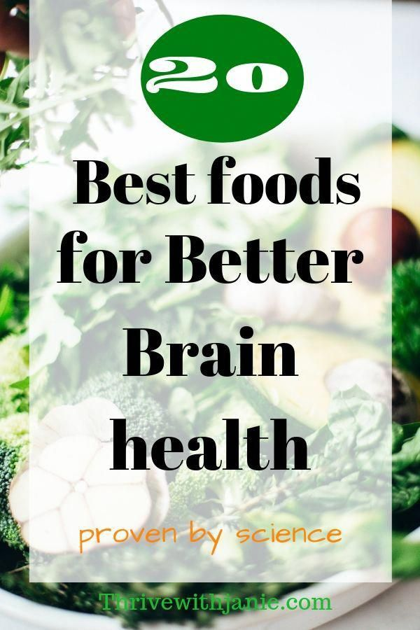 Are you eating for your brain health Food the right nutrition can keep your brain health These are the 20 best food for brain health to improve mental health memory and c...