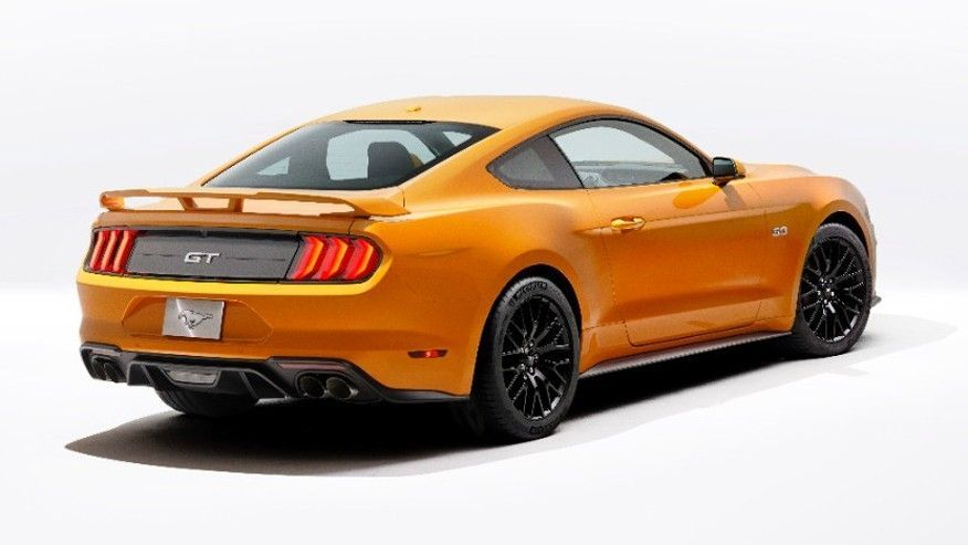 2018 Ford Mustang s new styling more power and tech