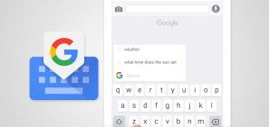 Did Google Make The Best Iphone Keyboard Yet Meet Gboard Iphone Keyboard Best Iphone Iphone Apps
