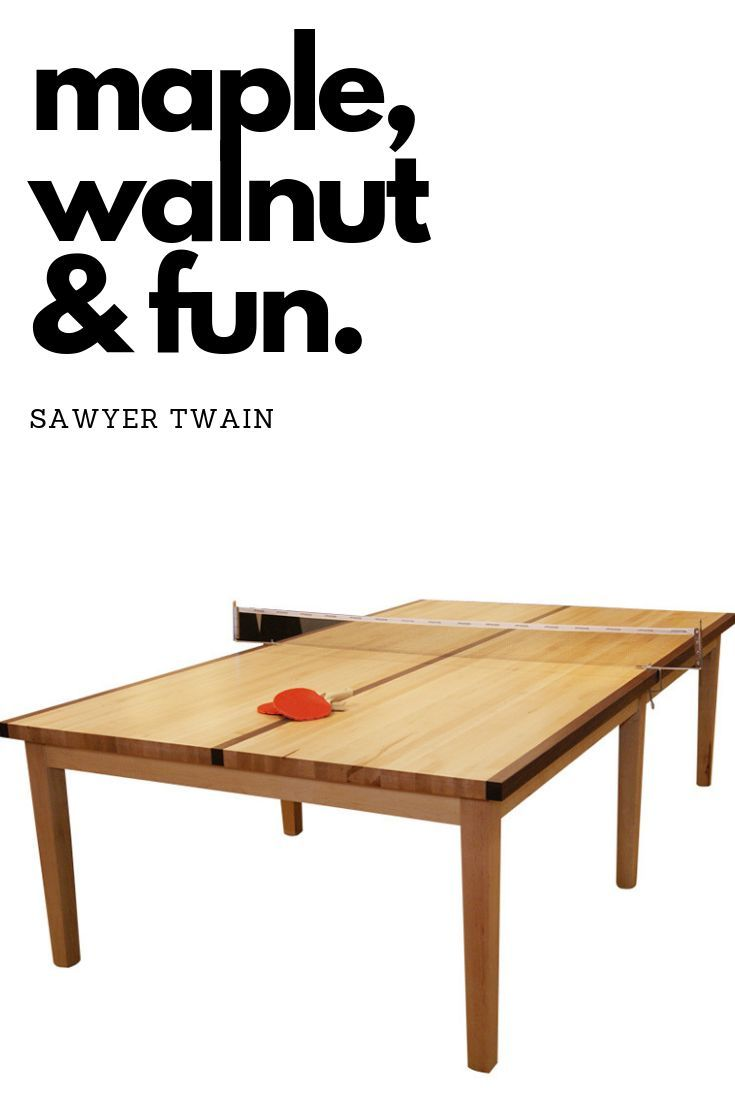 Winston Table Tennis In 2019 Advertise Your Business