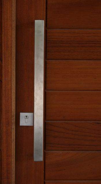 front entry door gainsborough architectural series stainless steel oblong handle. & front entry door gainsborough architectural series stainless steel ...