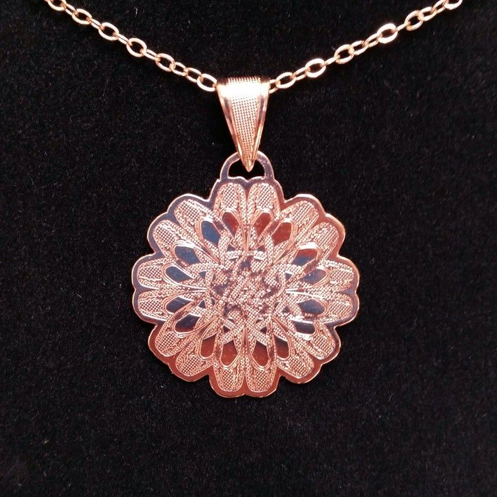 Pointe Shoe Necklace - Rose Gold from Pittsburgh Ballet Theatre for $80.00