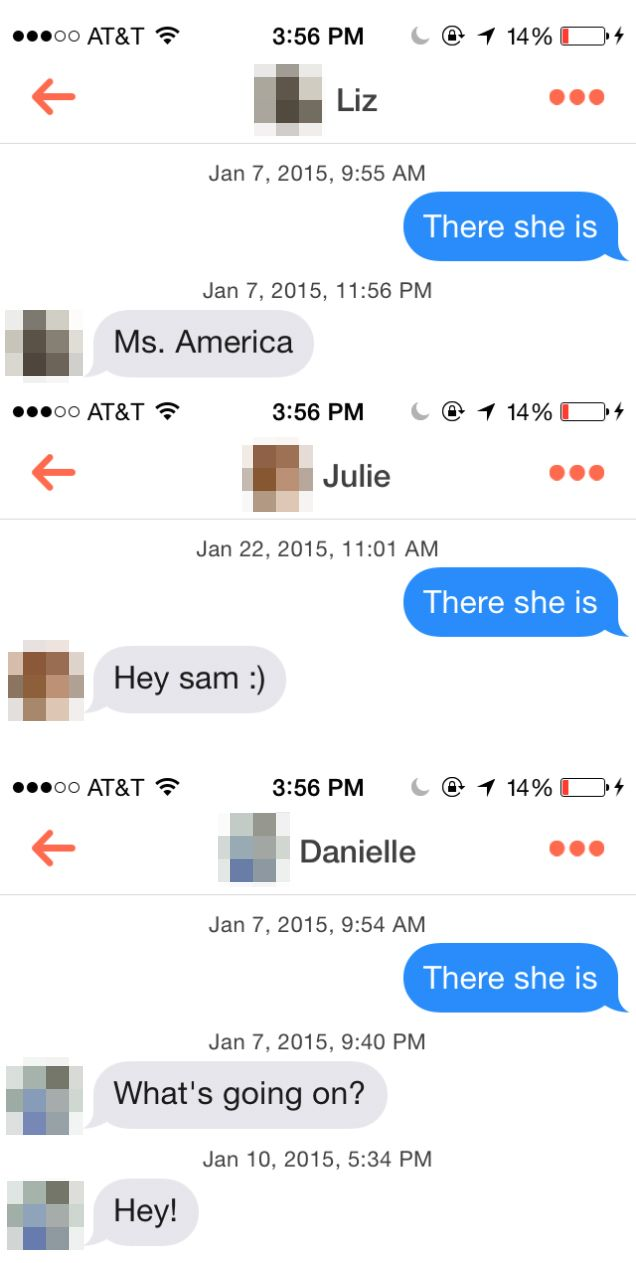 The Only Tinder Opening Line You Need Tinder Pick Up Lines Pick Up Lines Flirting Quotes
