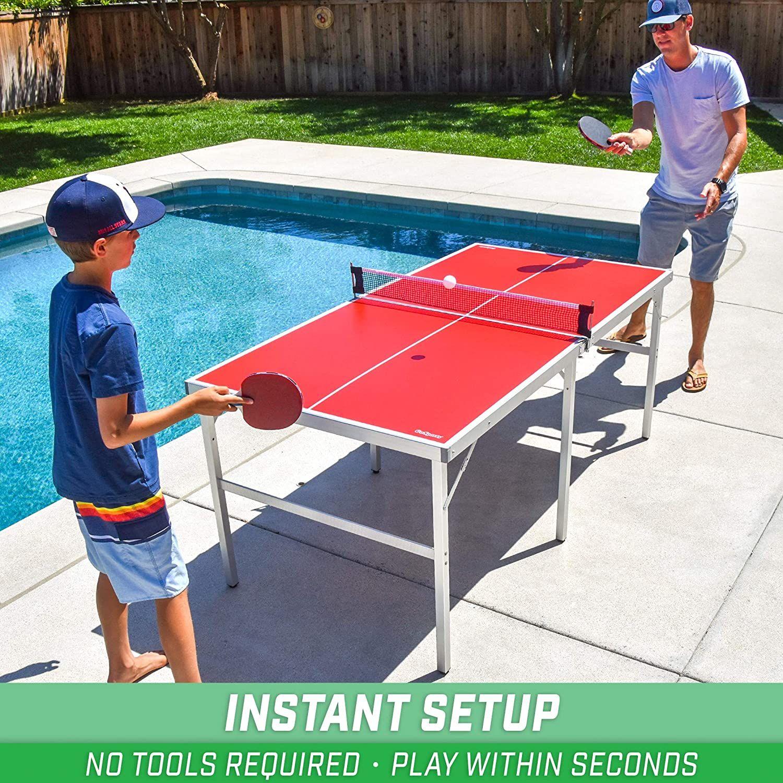 Table Tennis Game Set Table Tennis Game Outdoor Table Tennis Table Table Tennis