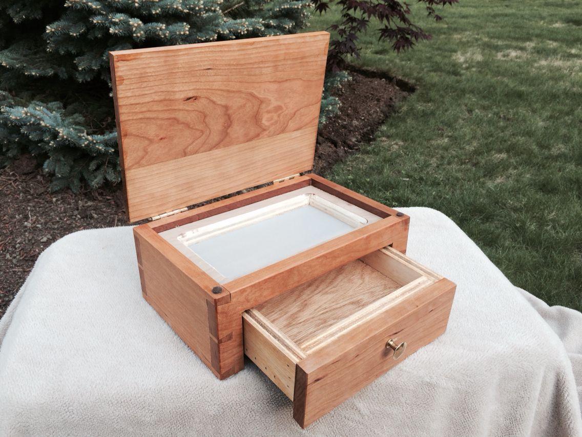 Kiefbox Kief Box Pollen Box Keepsake Boxes Wood Boxes Box