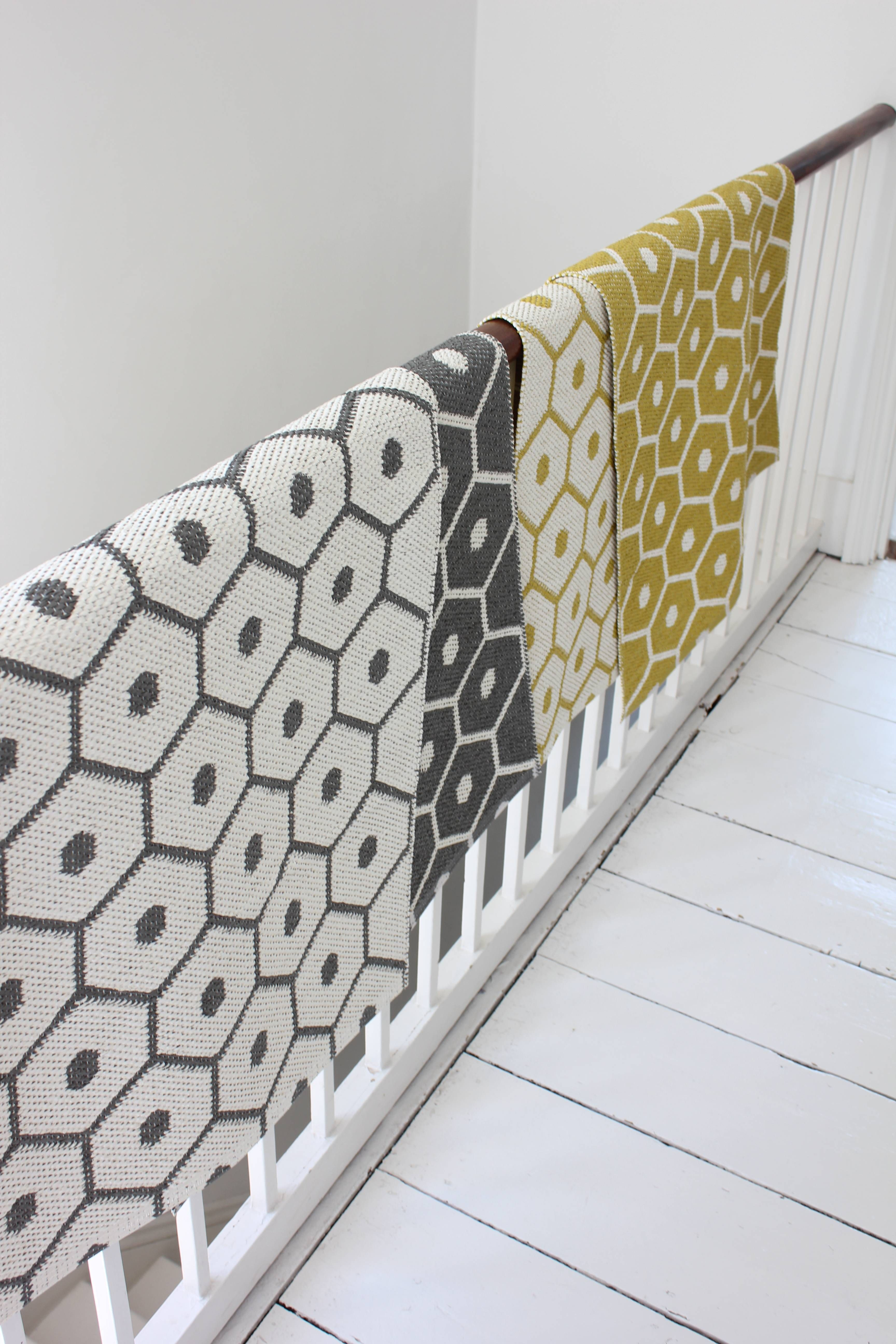 HONEY Runner In Charcoal/vanilla And Mustard/vanilla + Opposite Side Of  Both,