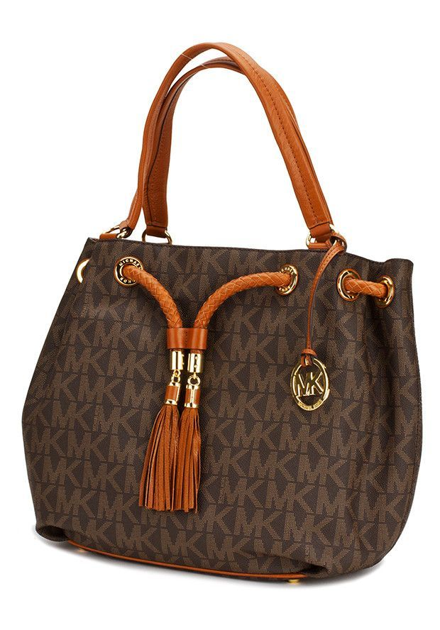 Woo Hoo!  We just listed our new Michael Kors - Je... on our store.  Have a look here! http://deloja.com/products/michael-kors-jet-set-signature-print-large-gathered-tote-brown?utm_campaign=social_autopilot&utm_source=pin&utm_medium=pin