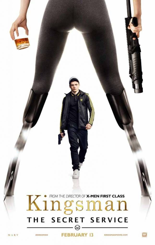 Kingsman Hd Filme
