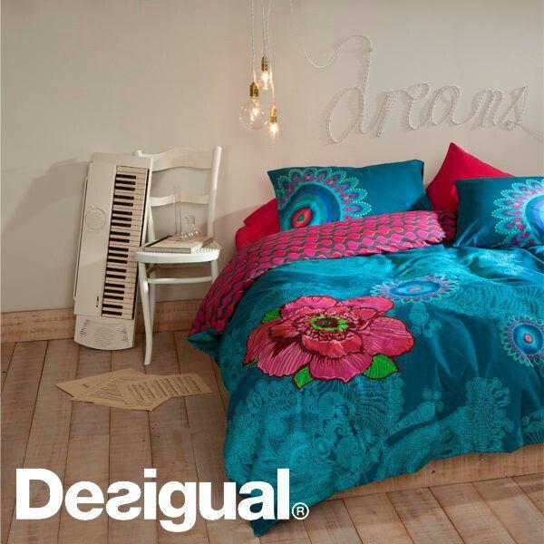 Desigual bed :)