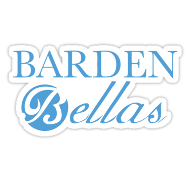Barden bellas logo stickers by sannelir redbubble
