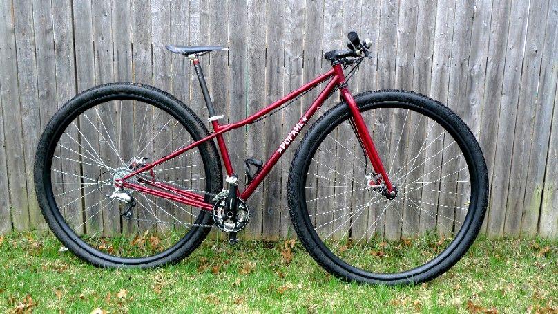 36 Inch Big Wheel Mountain Bike