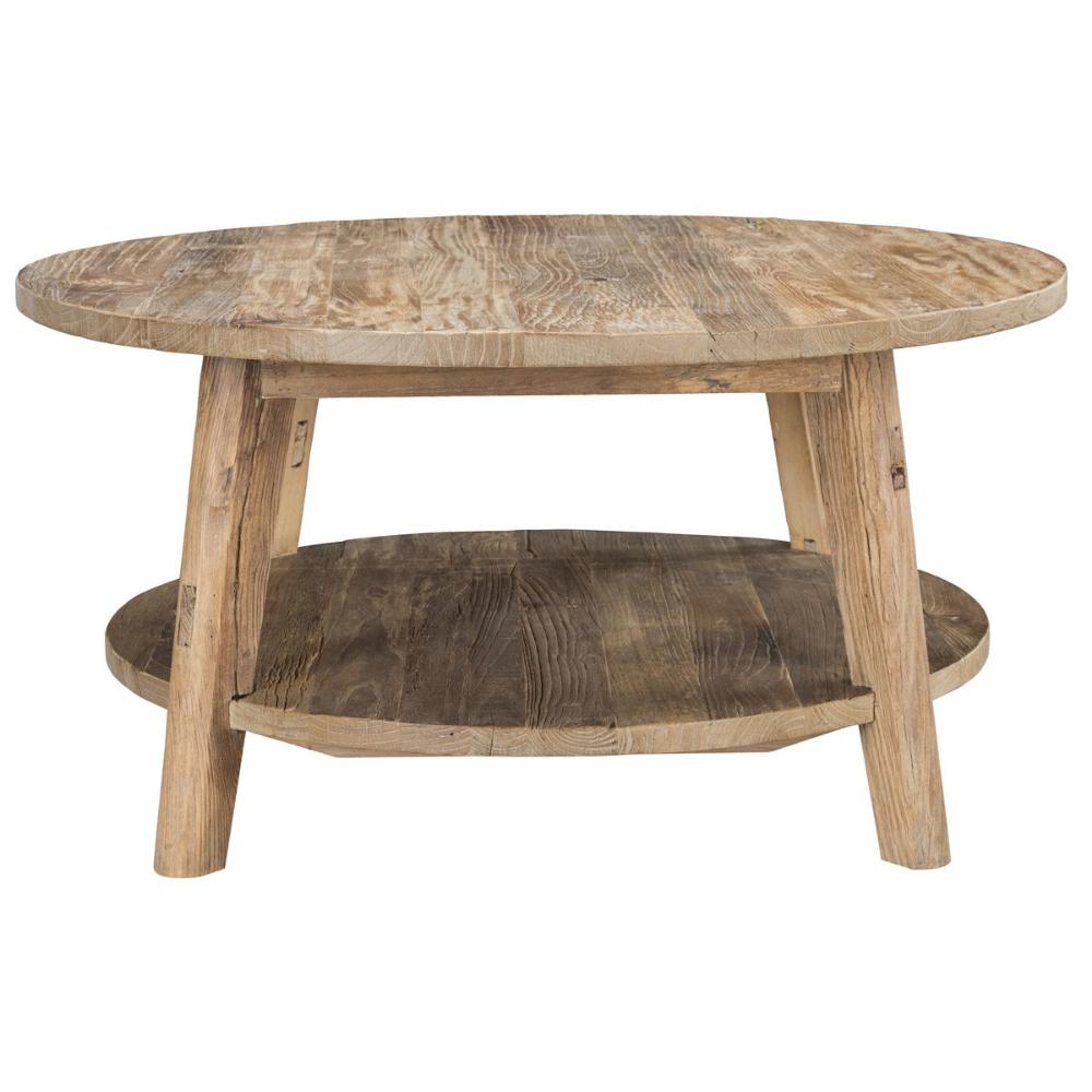 Classichome Interior Design: Canton Round Coffee Table