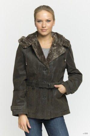 bb7eaadb3639 Montonelli Női Bőrkabát | Bundák, kabátok, pulcsik | Leather Jacket ...