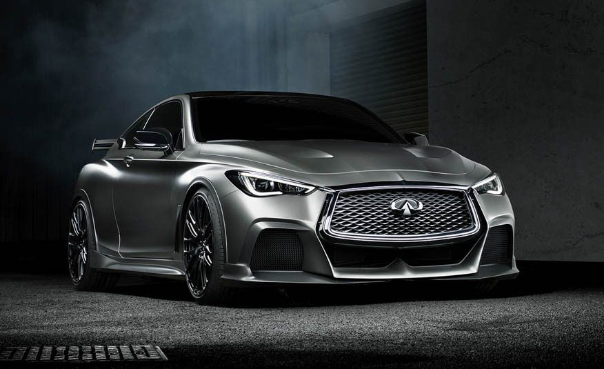 2018 Infiniti Q60 Convertible Or Coupe