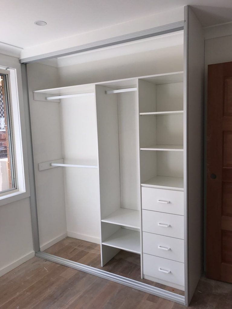 Small Space Simple Small Bedroom Cupboard Designs - BESTHOMISH