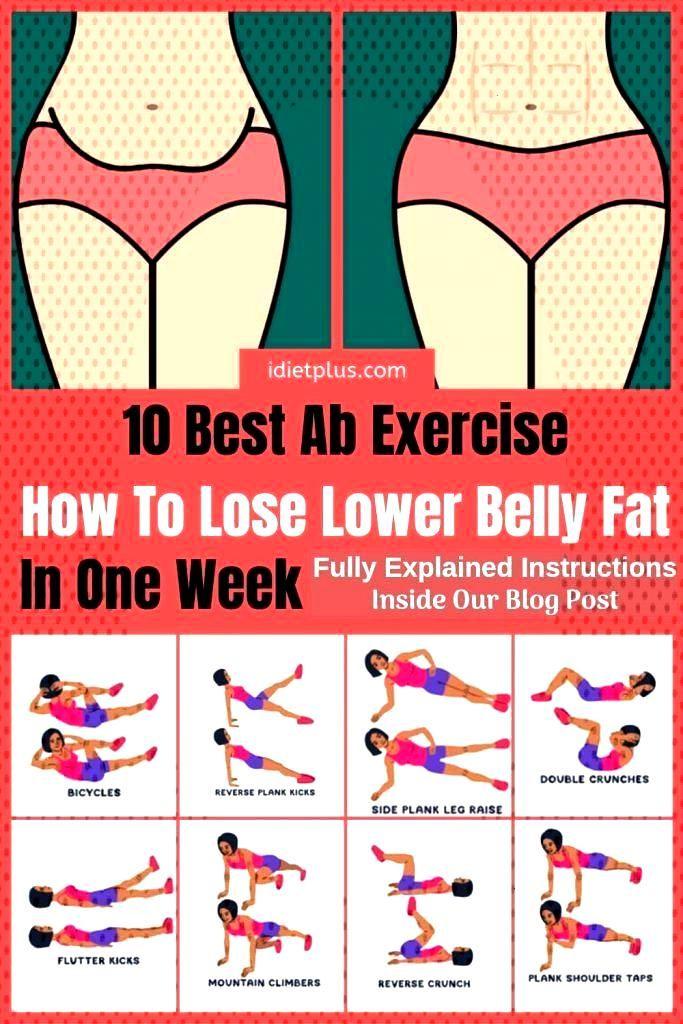 25 +ampgt 10 Best Tummy Exercise - Comment perdre du gras abdominal inférieur en une semaine 25 +gt