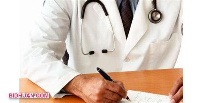 Contoh Surat Keterangan Sakit dari Dokter untuk Pegawai ...