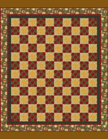 Scout's Honor - Free Pattern.  www.AlderwoodQuilts.com