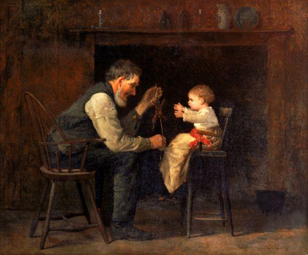 James Wells Champney (1843 – 1903) – Pintor Americano_20