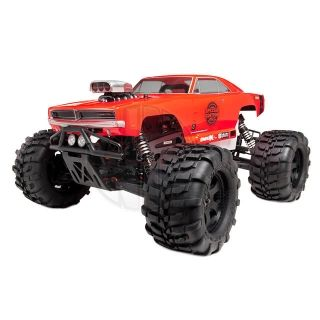 HPI Savage X 4.6 Dodge Charger Nitro Special Edition available from www.wothobbies.com